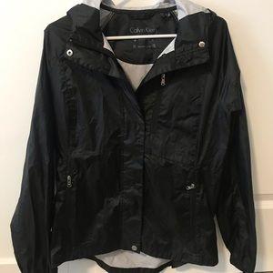 CALVIN KLEIN rain jacket